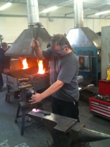 NHIG Award for Blacksmithing Conservation