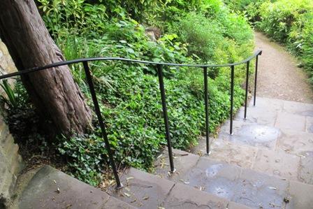 Charmant The Dyrham Park Church Steps Handrail